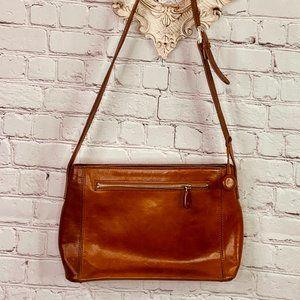 MONSAC ORIGINAL: Vintage Leather Crossbody